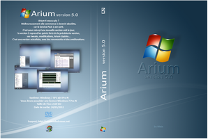 Jacket Windows Arium v5 by Jagouille