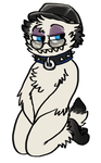 This is Yeti Fluff by fluffyz