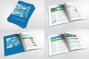 Metro Brochure by Mikingers