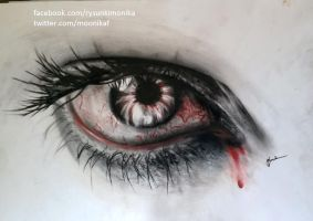 Eye by mydrawings11