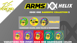 XBOX GAMERPIC - Arms HELIX - Yellow by kevboard
