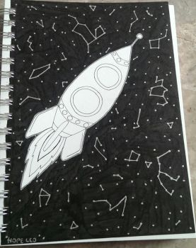 More Space by H0pel3o