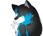 Comission #3 Delilah the Wolf by Crystalthehedgehog9