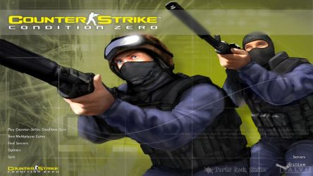 Counter Strike: Condition Zero with Lucida Sans by SpecialsDong
