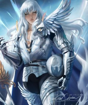 Griffith by sakimichan