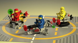 1985 called, they want their mini LEGO sets back by zpaolo