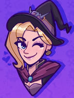 Witch Mercy  by Melabrook