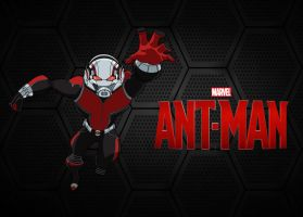 ANTMAN- AntMan (EMH) by MAD-54