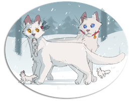 Bloodlines :: Snow and Hail (CLOSED) by Altiasdog