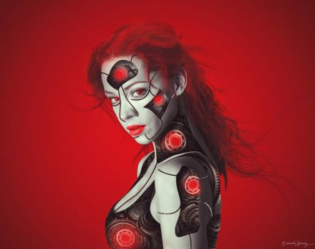 Cyborg The Last Chance by ManuxGame
