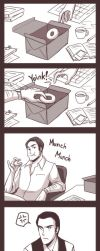 INCEPTION - The Last Donut by YoukaiYume