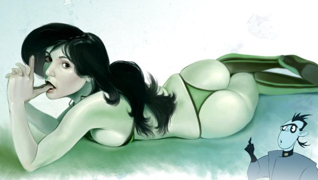 Shego from Kim Possible by achibner