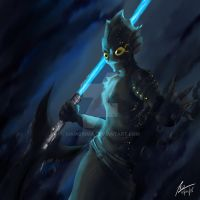 MerMay 04... Star Wars Day by siamgxIMA