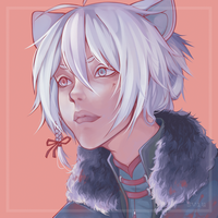 OC: Hewelet [commission example] by sviu
