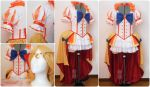 Sailor Venus (Noflutter Version) by LauraNiko