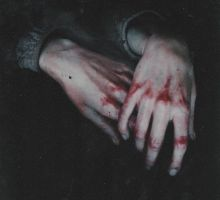 Hold my wounded hand by NataliaDrepina