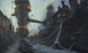 Doomtown by GraphicGeek