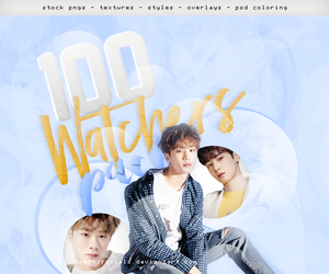 +100 WATCHERS PACK+ by taertificials