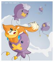 I can fly too by That-Stupid-Dingo