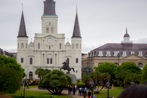 Jackson Square by AaronMk