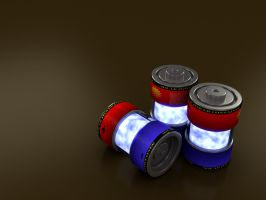 Power Containers by zbyg