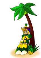 Tropic Mama by SnowmanEX711