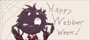 Happy Webber Week by StrawberryCocoa