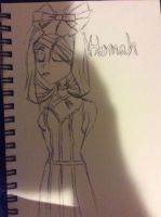 Hannah Annafellows in Tim Burton style by doctorwhooves253
