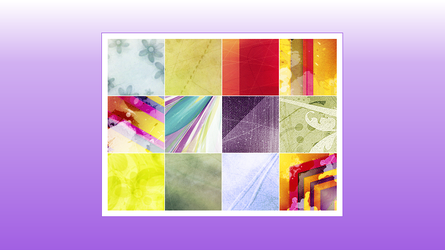 100x100 Icon Textures - Pack 1 by websparkle