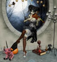 HallowsEve-AnitaLee2014 by anitalee