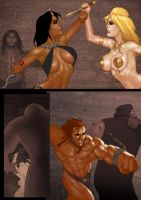 Barbarian Dungeon BREAKOUT part 2 by ArtbroSean