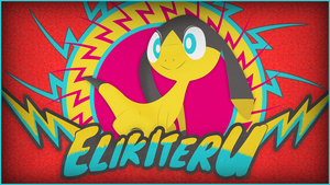 Elikiteru Pokemon X and Y Wallpaper by RicGrayDesign