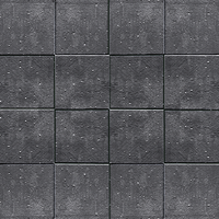 Realistic Black And Grey Tile Seamless By I Madethis On