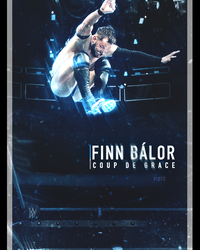 Finn Balor Coup De Grace by Piotr-Designs