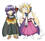 Xellos and Filia by Eilyn-Chan