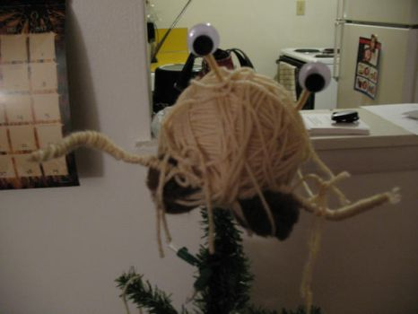FSM Holiday Tree Topper by phoenixphire24
