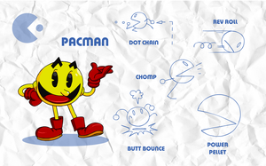 SMASH: Pacman by professorfandango