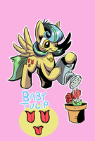 Gimbal's Mom by LytletheLemur
