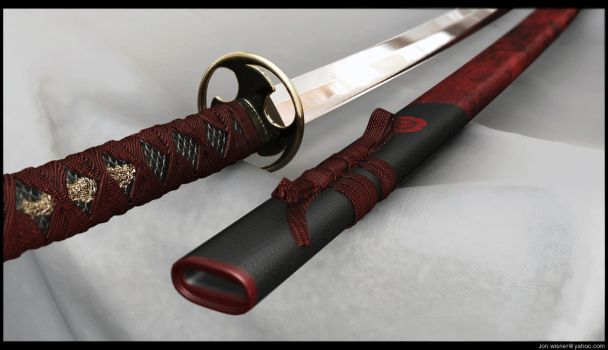 KATANA Fitting by B0R