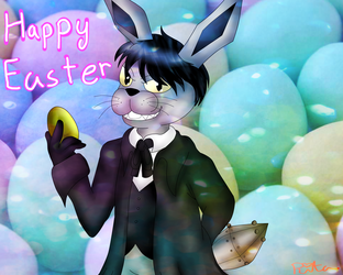 Happy Easter 2018 by xBrokenIllusionx