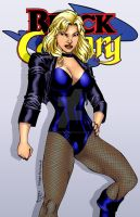 Black Canary 1 Diego Bernard by THE-Darcsyde