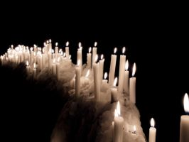 STOCK Candles 2 by Inilein
