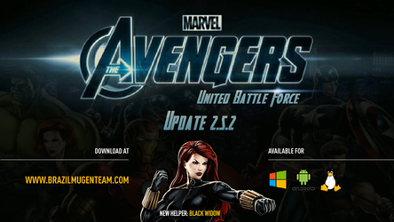 FREE FAN MADE GAME - Avengers United Battle Force by OIlusionista