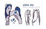 Coral Eve by InLucidReverie