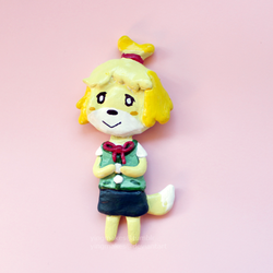 AC: Isabelle by yingmakes