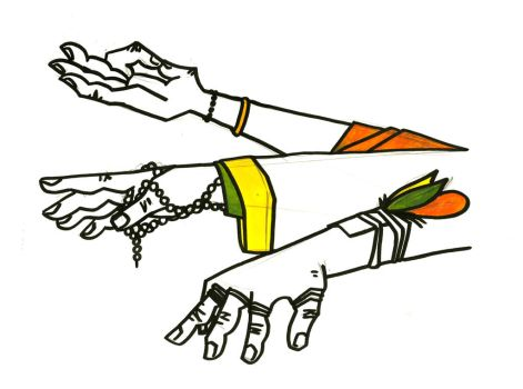 Humankind hands by Comepacmans