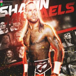 Shawn Michaels 2 by Rawishbk