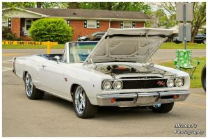 A Dodge R/T Convertible by TheMan268