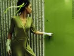 Green Spy 2 by Marciedip