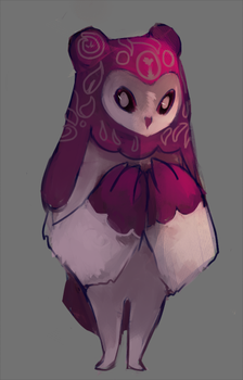 Taum Owner: Jade-Merciful by Happy-sorry